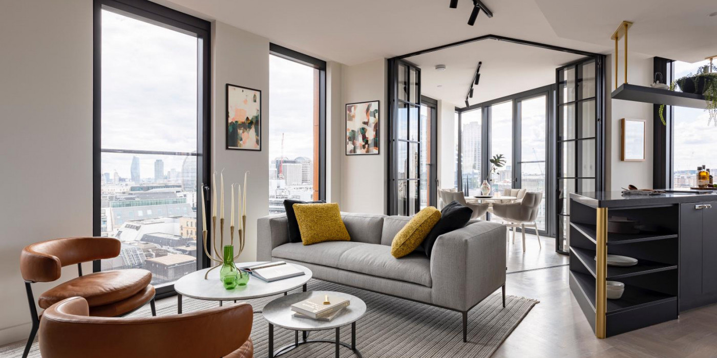 One Crown Place relaunches sales with new show apartment