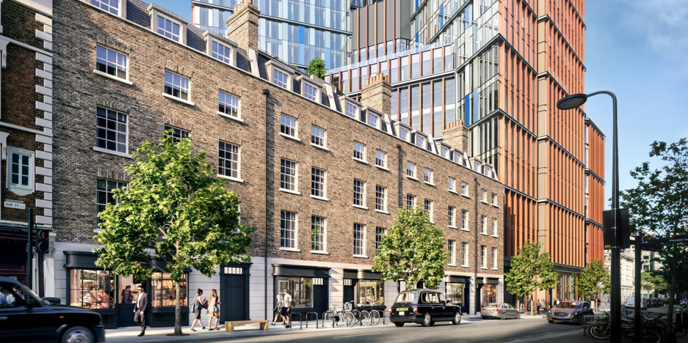 One Crown Place to launch new luxury Georgian hotel