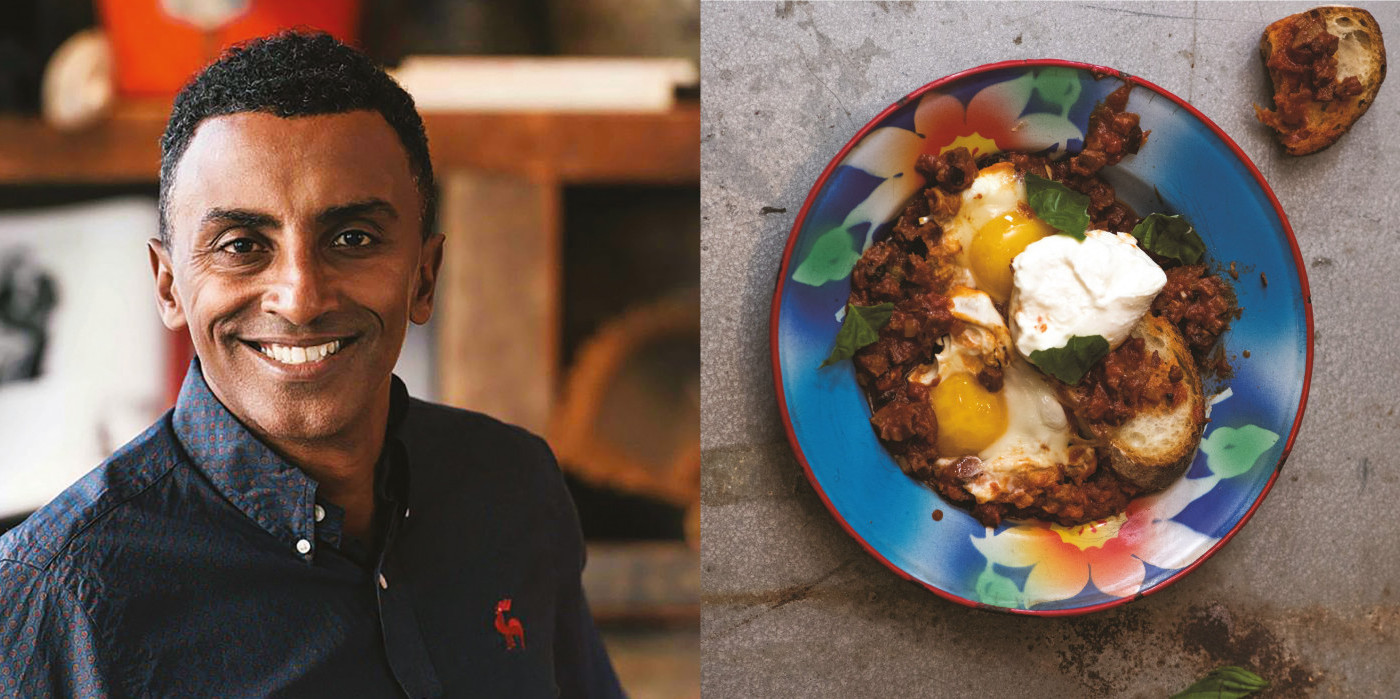 A sit down with Marcus Samuelsson