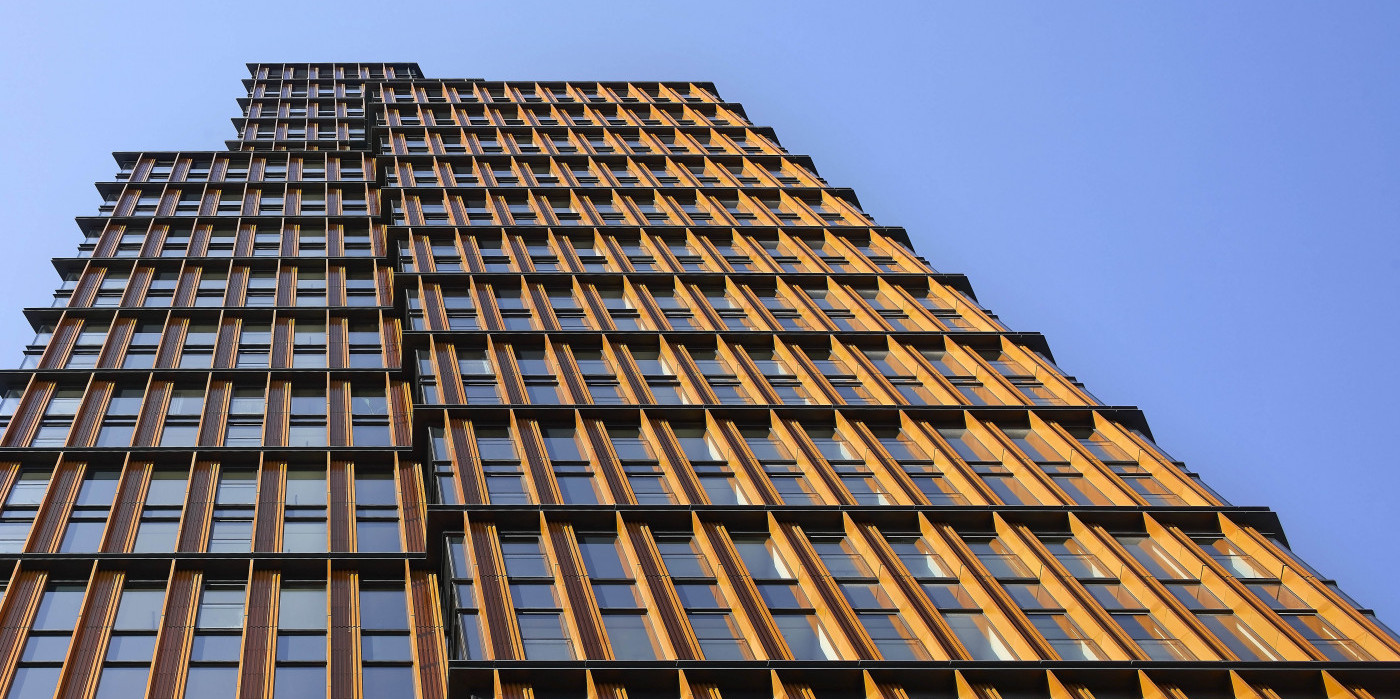 ONE CROWN PLACE REACHES PRACTICAL COMPLETION
