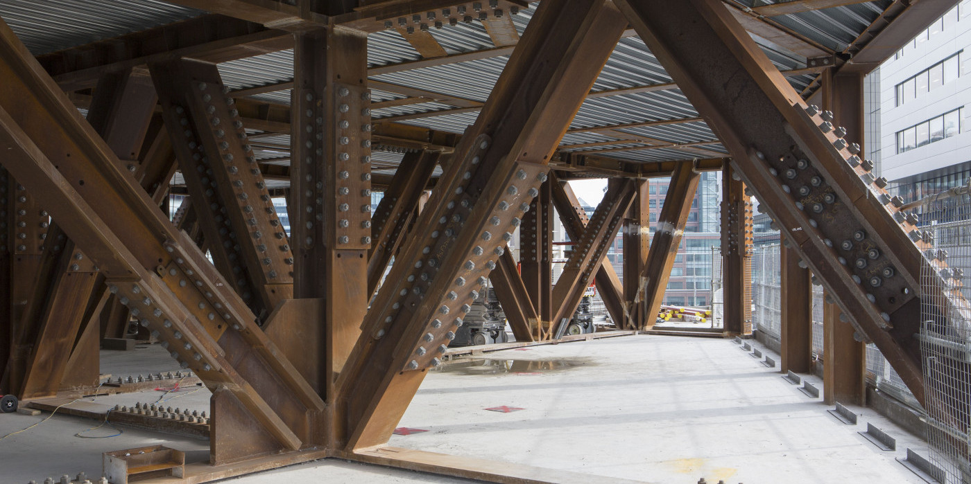 Construction update March 2019